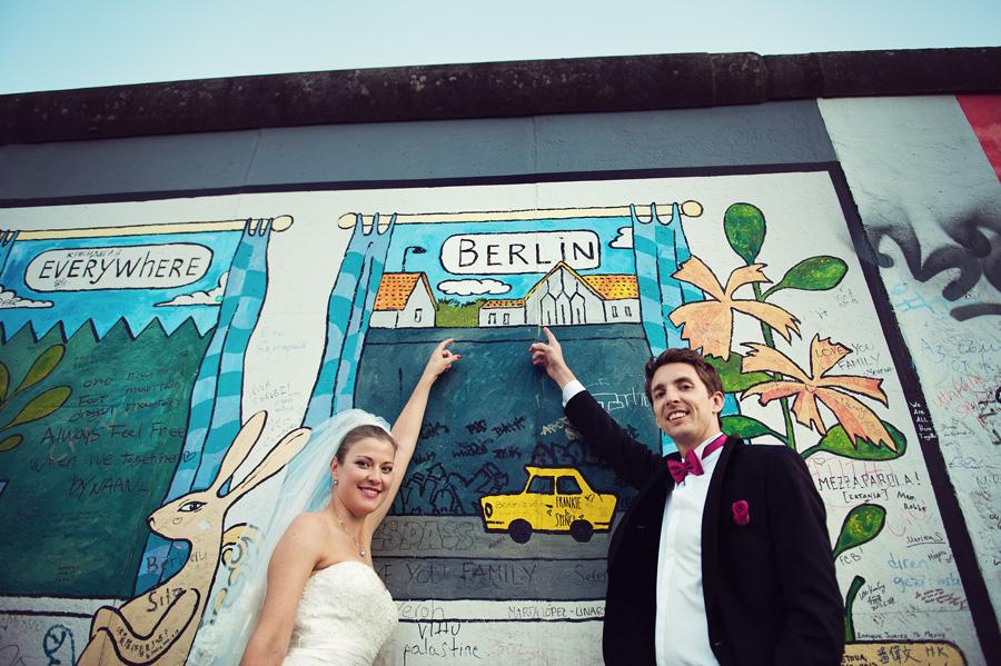 Plener ślubny Berlin – Maria i Carl