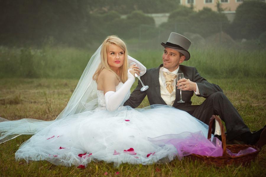 Plener ślubny – Bogusia i Steve