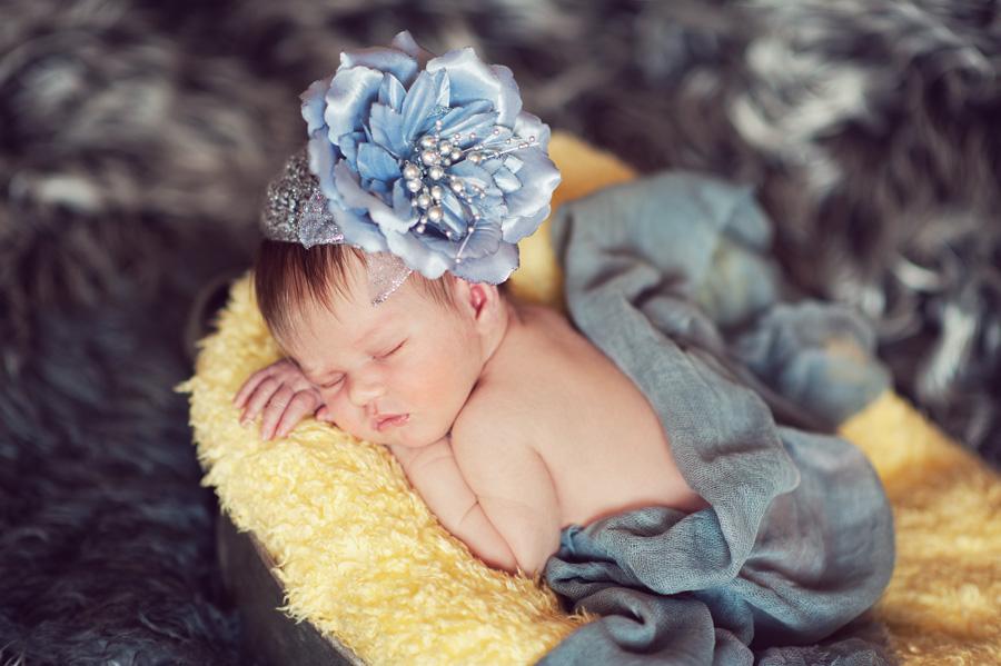 Pola – fotografia noworodkowa Konin