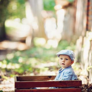 prezent dla dziecko, prezent na roczek, sesja zdjęciowa prezent na chrzciny konin