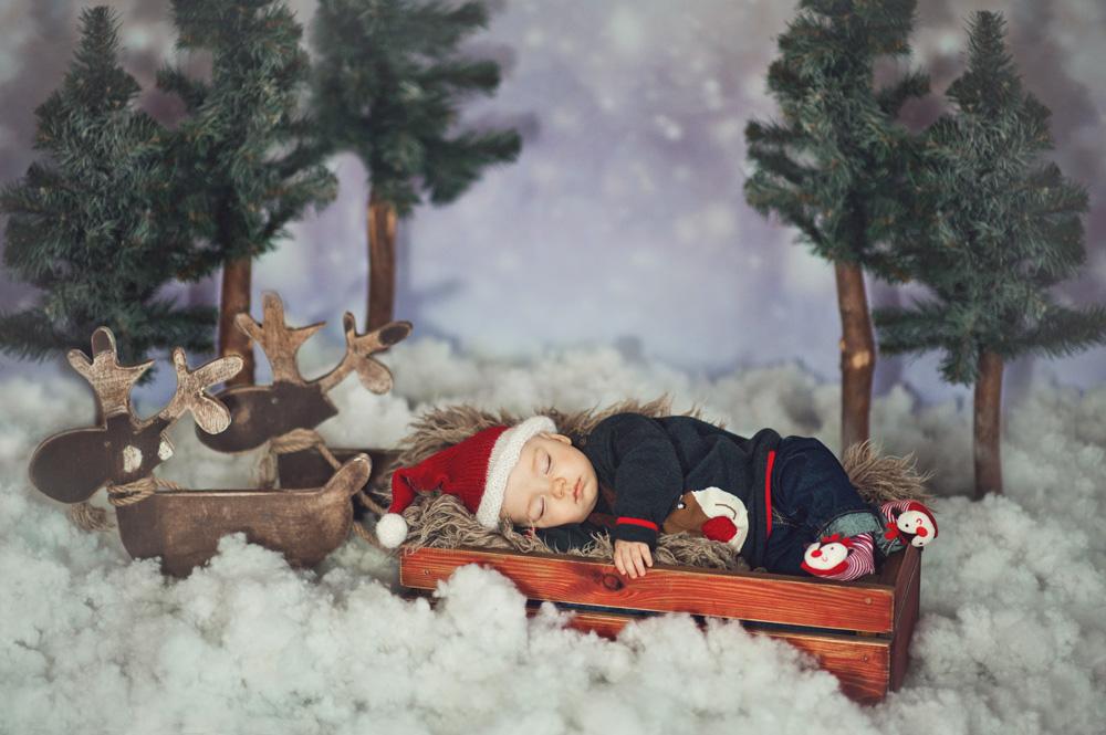 Minisesje zimowo-świąteczne