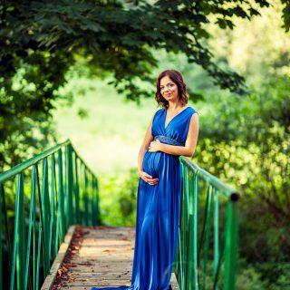 naturalna sesja ciążowa, kiedy na sesję ciążowa, w którym miesiącu sesja ciążowa