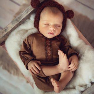 zdjęcia noworodków, kiedy na sesję noworodkową