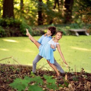 tancerze, zdjęcia dzieci konin