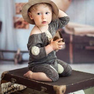 sesja zdjęciowa dziecka w studio, zdjęcia dzieci, fotograf konin