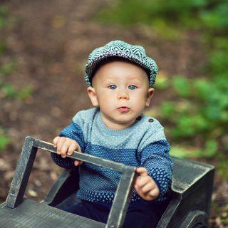 dziecko na sesji w plenerze jak się uszykować