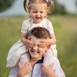 beztroskie dzieciństwo, sesja zdjęciowa dzieci