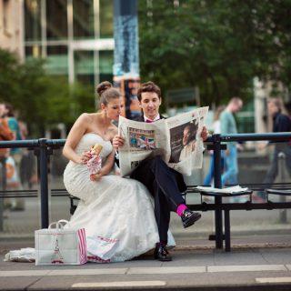 zdjęcia z pleneru ślubnego styl miejski, berlin, konin, poznań