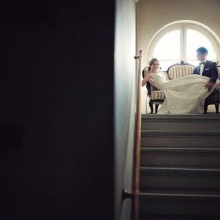 romantyczny plener ślubny, pomysł na sesję ślubną poznań