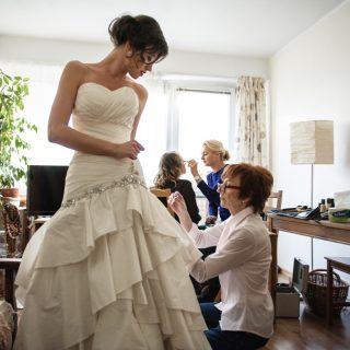 przygotowania do ślubu, dzień ślubu, fotograf konin