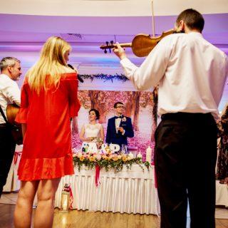toast ślubny, weselny fotograf, zabawy weselne