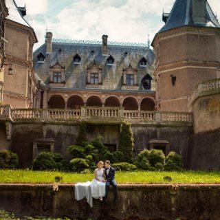 zamek w gołuchowie, sesja plenerowa, fotograf ślubny konin, poznań gniezno