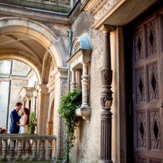 klasyczne zdjęcia plenerowe ze ślubu, fotograf konin