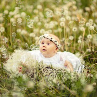 chrzest sesja,zdjęcia z chrztu, zdjęcia niemowląt