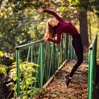 tancerka, sesja fotograficzna koniun